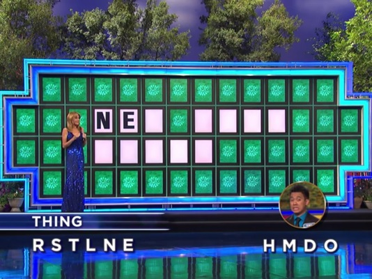 """Wheel of Fortune"""
